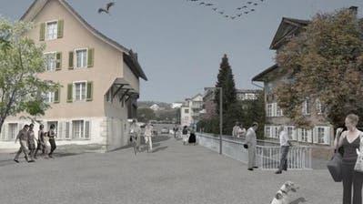ESCHENBACH: Dorfbach bleibt im Verborgenen