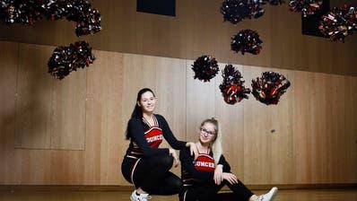 ZUG: Die Cheerleader-Gruppe ist ihre zweite Heimat