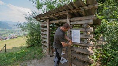 HITZEWELLE: Feuerverbot in der ganzen Zentralschweiz