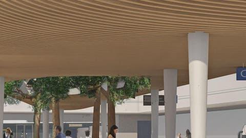 EBIKON: Kommission für neuen Bushub im Rontal