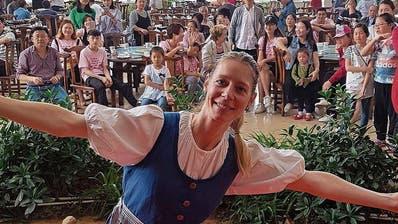 AUSTAUSCH: Luzerner exportieren Schweizer Folklore nach China