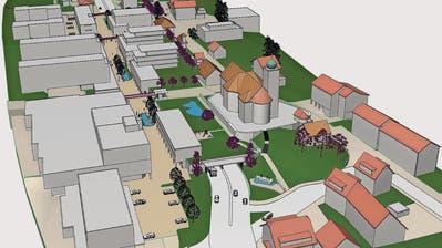 TUNNELIDEE: Initiative fordert Überdachung der Kantonsstrasse durch Ebikon