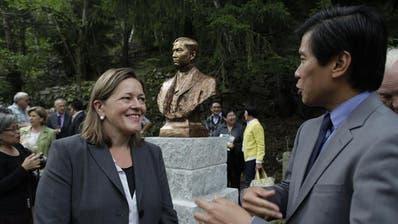 WASSEN: Philippinischer Freiheitsheld verewigt
