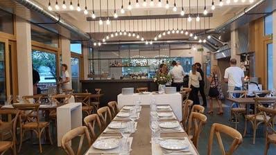 LUZERN: TC Lido eröffnet neues Clubhaus