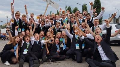 BRASSBAND: BML Talents holen Weltmeistertitel nach Luzern