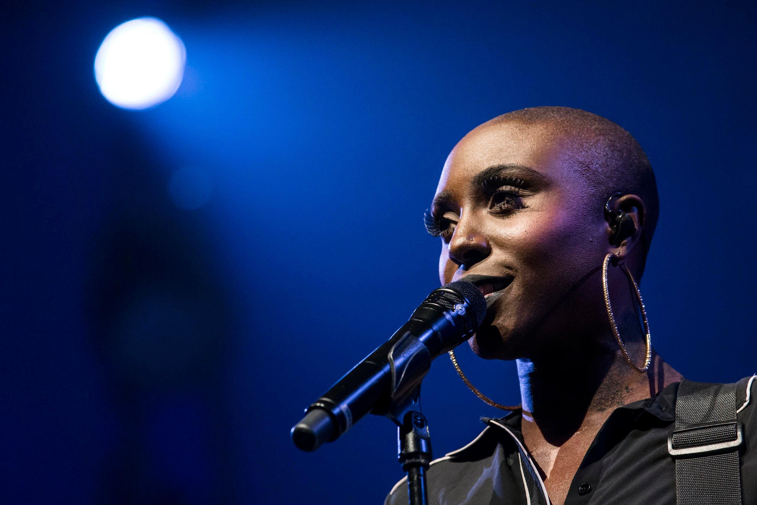 Laura Mvula (Bild: Keystone / Alexandra Wey)