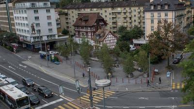 LUZERN: Pilatusplatz: Stadtrat ist gegen Zwischennutzung