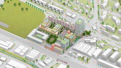 BAUPROJEKT: 340 neue Wohnungen für Ebikon