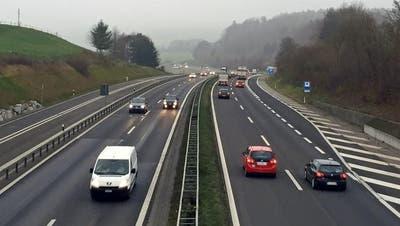 Autobahn A2 soll zwischen Reiden und Sursee leiser werden