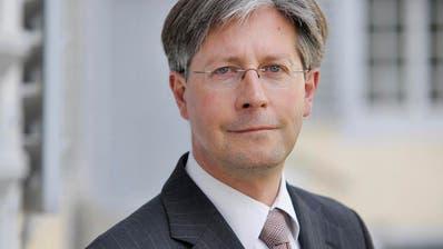 PETER BUCHER: Er ist zuständig für über 4000 Firmen