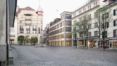 Luzerner Altstadt: Besitzer schliesst Uhrenladen am Kapellplatz aus