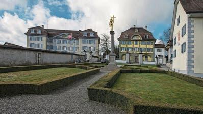 Einzigartiges Kulturgut: das Chorherrenstift St. Michael in Beromünster. (Bild: Nadia Schärli, 10. März 2017)
