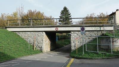ZUG: Abriss der SBB-Brücke an der Weststrasse geht ins Geld