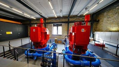 GURTNELLEN: Kraftwerk Gurtnellen geht drei Monate früher ans Netz als geplant