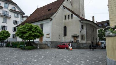 STADT LUZERN: Peterskapelle wird ein Jahr lang saniert