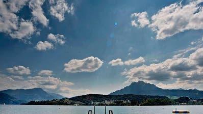 Luzern: Schwerer Badeunfall im Lido