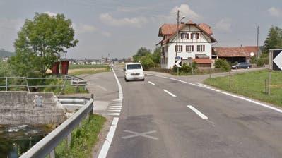 STRASSENBAU: Zwischen Buttisholz und Grosswangen entsteht mehr Radweg