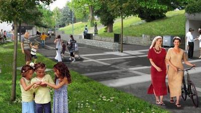 SEESTRASSE: Megger müssen länger auf Promenade warten