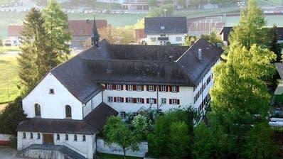SCHÜPFHEIM: Im ehemaligen Kloster fahren im Sommer die Bagger auf