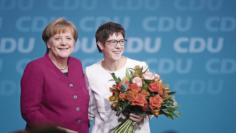 CDU: Merkel besänftigt ihre Kritiker