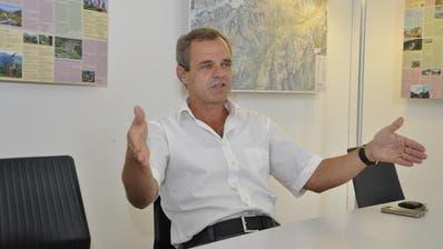 Benno Bühlmann verlässt die Verwaltung