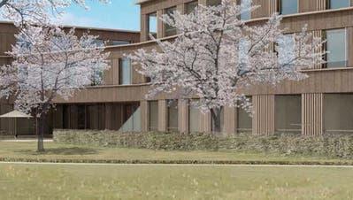 ST. URBAN: Siegerprojekt für den Neubau des Wohnheims Sonnegarte steht fest