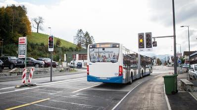 RONTAL: Schnellere Busse dank neuen Ampeln