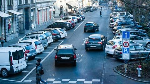STADT LUZERN: Fraktion will einmal im Monat eine autofreie Neustadt