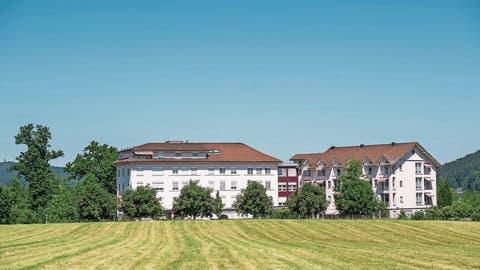 Das Mauritiusheim bleibt am Standort Biffig – und erhält mehr Platz. (Bild: Roger Grütter, Schötz, 26. Mai 2017)