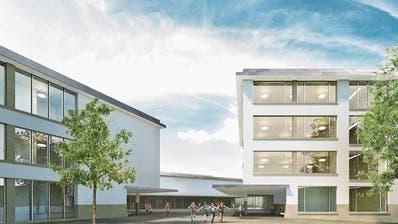 LUZERN: Baubeginn für Schulhaus Staffeln in Littau