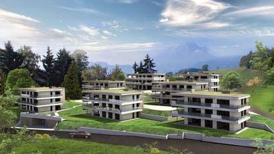 HORW: Luxuswohnungen im Villenquartier
