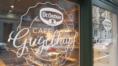 LUZERN: Dr. Oetker hat eröffnet