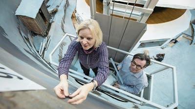 LUZERN: 560 neue Magnete für das Bourbaki-Panorama