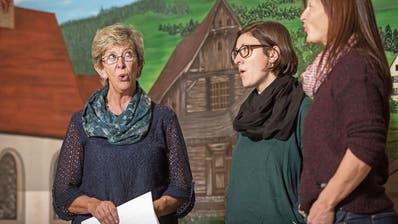 KONZERT: Marie-Theres von Gunten: Noch einmal von der Heimat jodeln