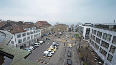 STADT ZUG: Parkraum-Initiative zu Stande gekommen