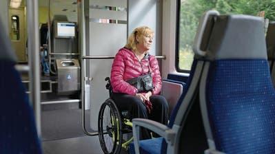 BARRIEREFREIHEIT: Behinderte drohen SBB mit Klagen