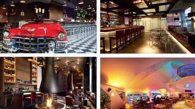 GUIDE: 16 Bars aus unserer Region in den Top 101 der Schweiz