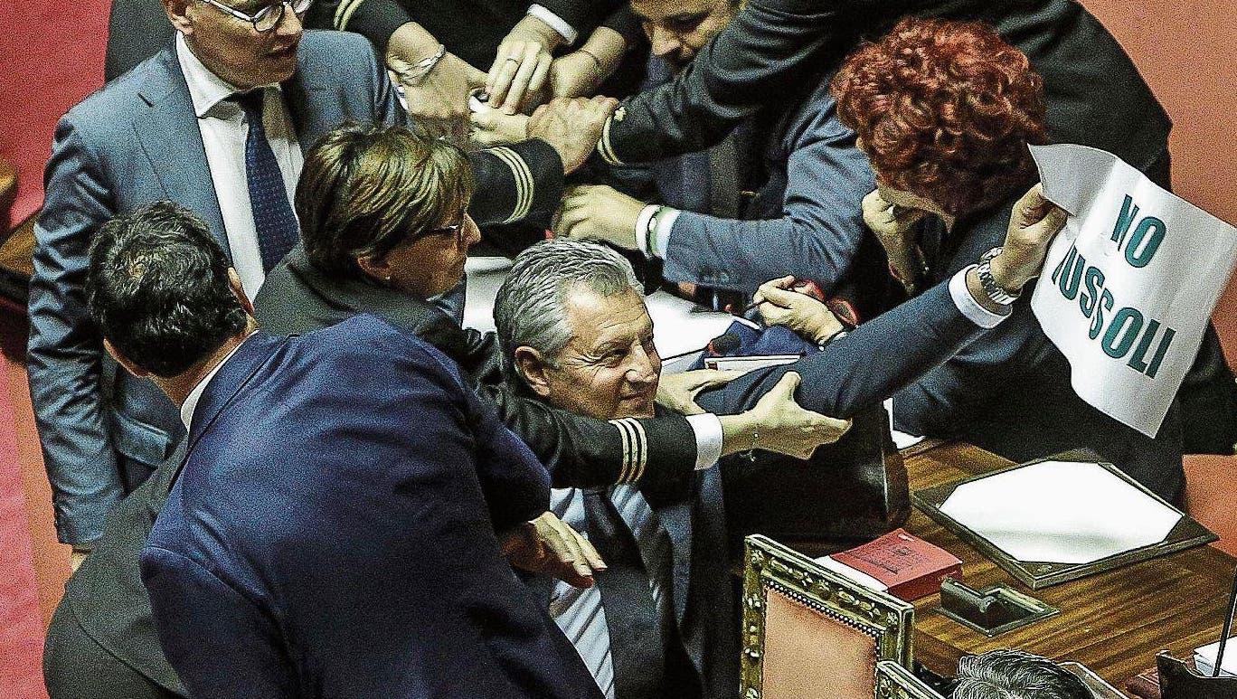 BÜRGERRECHTE: Gibt es bald 800'000 Italiener mehr?