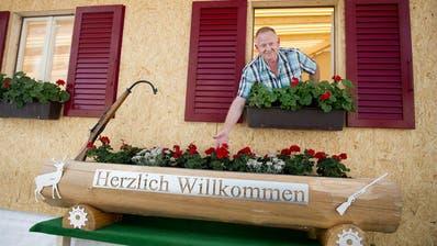 SCHÜPFHEIM: Das Dorfzentrum wird zur Festmeile