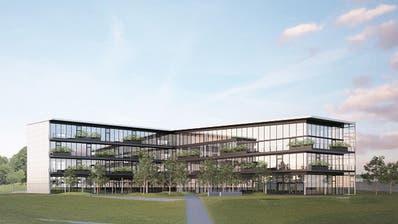 ROTHENBURG: Spatenstich für neues Opacc-Betriebsgebäude