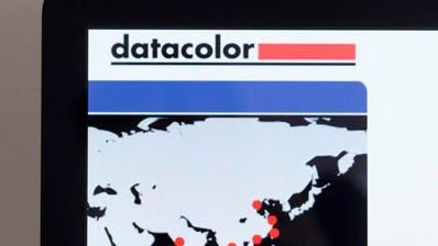 LUZERN: Datacolor mit mehr Umsatz und weniger Gewinn im ersten Halbjahr