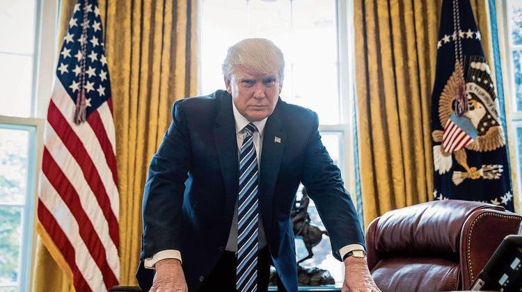 BILANZ: Amerika nach 100 Tagen Präsident Donald Trump