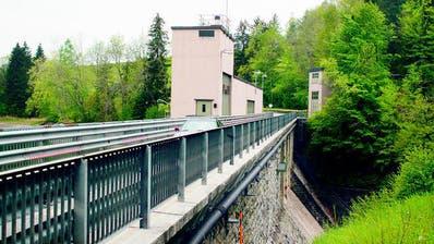 KANTONSRAT SZ: SBB erhält Übergangskonzession für Etzelwerk