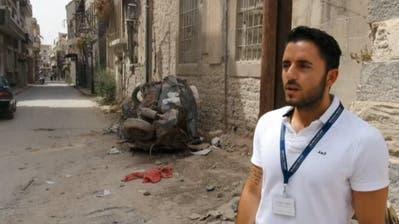 BAAR/SYRIEN: Baarer engagiert sich für Hilfseinsätze in Syrien