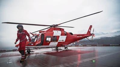 LUFTFAHRT: Rega: Transport ins Spital wird einfacher