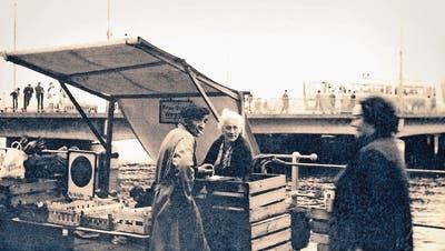 LUZERN: Seit hundert Jahren am Luzerner Wochenmarkt