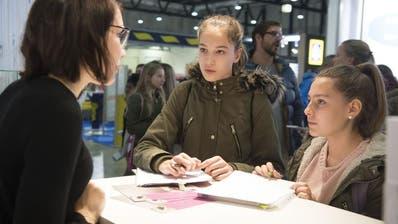 LUZERN: Berufsbildungsmesse Zebi zog 24'000 Besucher an