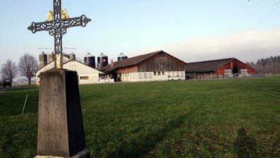 HÜNENBERG: Der Umbau der Chamau zur Ausbildungsstätte beginnt