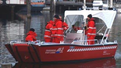 VIERWALDSTÄTTERSEE: Stadt Luzern streitet mit Kanton über Feuerwehrboot