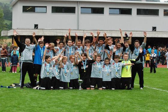 Die C-Junioren des Teams Seetal (Bild: Michael Wyss)
